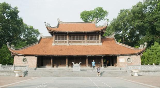 首都河内的独特历史遗迹——山西古城 hinh anh 2