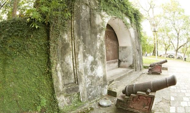 首都河内的独特历史遗迹——山西古城 hinh anh 3