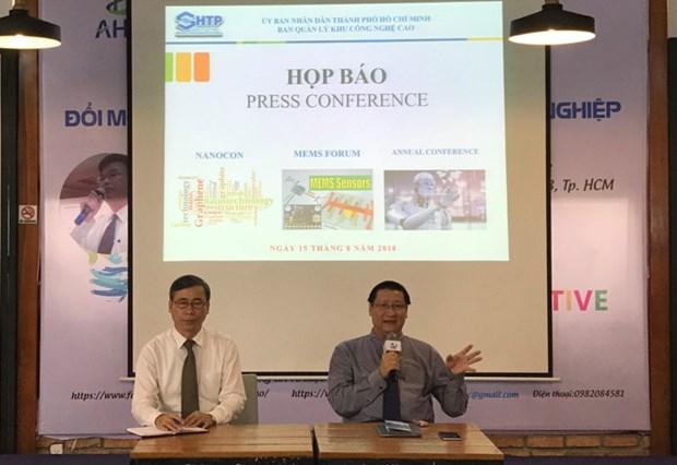高科技领域系列国际会议即将在胡志明市召开 hinh anh 1