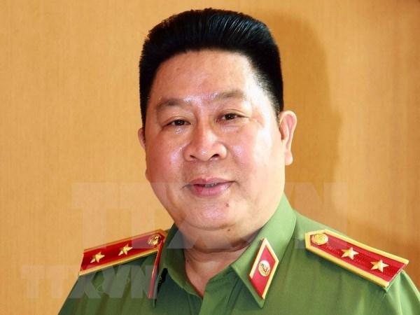 裴文成大校的越南公安部后勤技术总局副局长职务被撤销 hinh anh 1