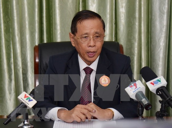 柬埔寨新政府重视与越南建立长期团结友好的战略关系 hinh anh 1