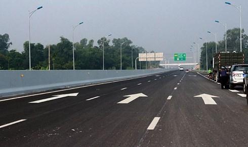 广宁省下龙市至海防市的高速公路即将开通 吸引人民群众的关注 hinh anh 1