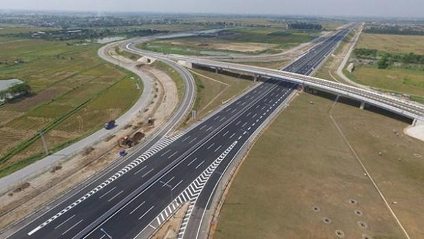 广宁省下龙市至海防市的高速公路即将开通 吸引人民群众的关注 hinh anh 2