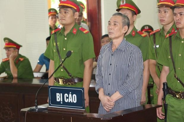 乂安省:黎廷亮涉嫌颠覆国家政权被判处有期徒刑20年 hinh anh 1