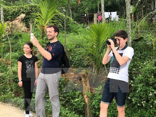 越南旅游推介活动在澳大利亚和新西兰举行 hinh anh 1