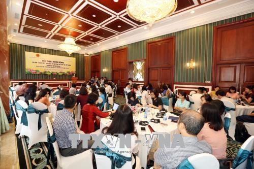 """""""促进和保障越南儿童权利""""项目在河内启动 hinh anh 1"""