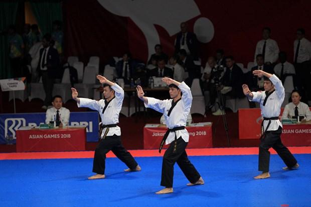 ASIAD 2018:越南赢得了2018年亚运会的第一枚奖牌 hinh anh 1