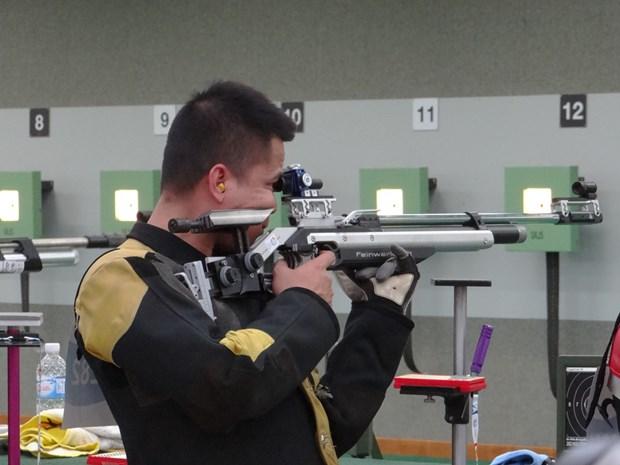ASIAD 2018: 越南射击运动员为越南夺得第二枚铜牌 hinh anh 1