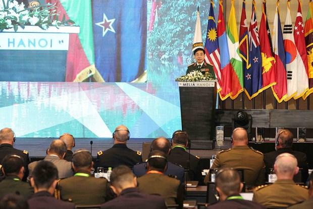 第42届太平洋地区陆军管理研讨会在河内拉开帷幕 hinh anh 1