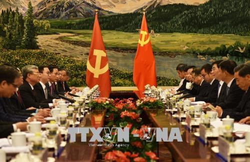 陈国旺获中共中央总书记、国家主席习近平接见 hinh anh 3