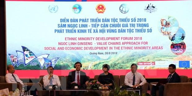 2018年少数民族发展论坛--寻找少数民族地区可持续发展之路 hinh anh 1