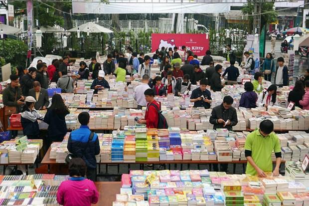 2018年秋季图书节将于8月22日开幕 hinh anh 1