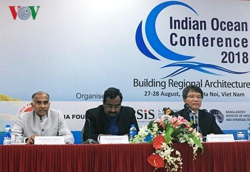 第三届印度洋亚研讨会即将在河内召开 hinh anh 1