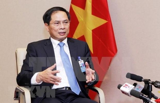 越南副外长:WEF ASIAN 2018彰显越南对国际社会的高度责任感 hinh anh 1