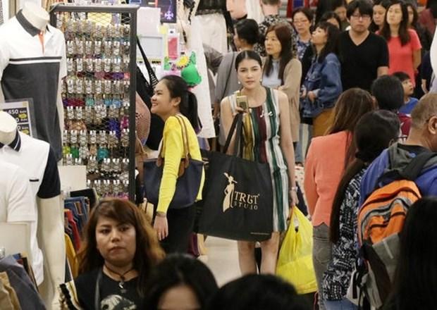 泰国第二季度经济增速有所放缓 hinh anh 1