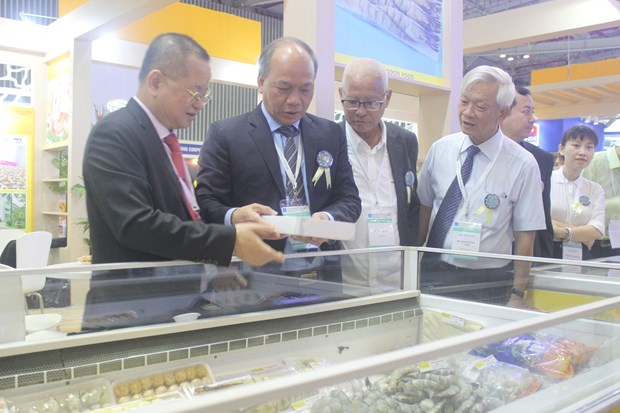 越南努力实现渔业可持续发展 hinh anh 2