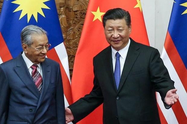 马来西亚取消数十亿美元中资项目 hinh anh 1