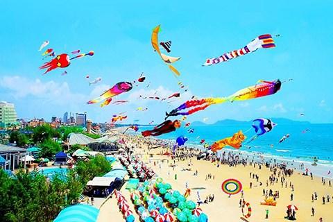 2018年巴地头顿省海洋节将于8月28日至9月3日举行 hinh anh 1