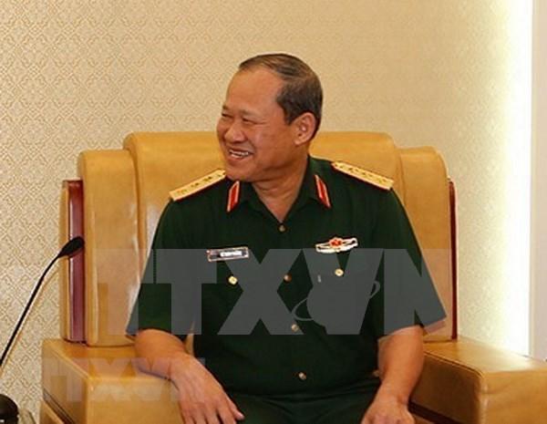 越南出席在俄罗斯的国际军事安全论坛 hinh anh 1