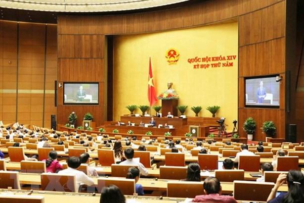 越南第十四届国会第六次会议:暂不审议《特别行政经济单位法》(草案) hinh anh 1