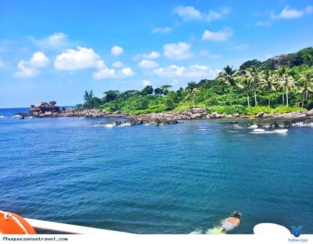 越南旅游:2018年底海洋岛屿旅游备受游客青睐 hinh anh 1