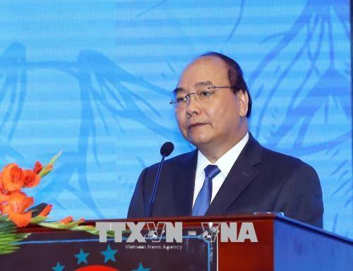 越南政府总理阮春福:投资商应加速兑现对广平省投资的承诺 hinh anh 2