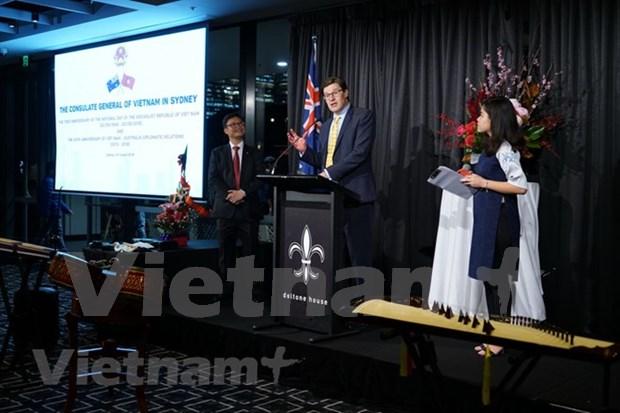 庆祝九·二国庆节的纪念活动在澳大利亚悉尼举行 hinh anh 2