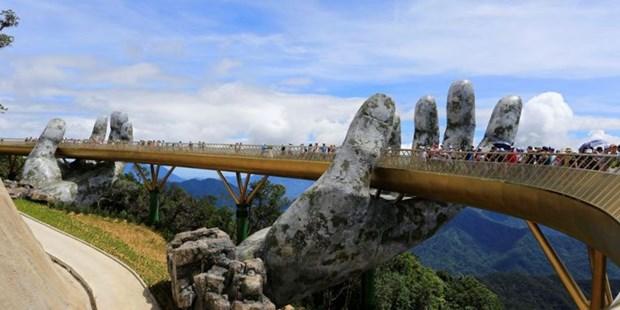 岘港金桥跻身2018年世界值得一去的100个目的地名单 hinh anh 1
