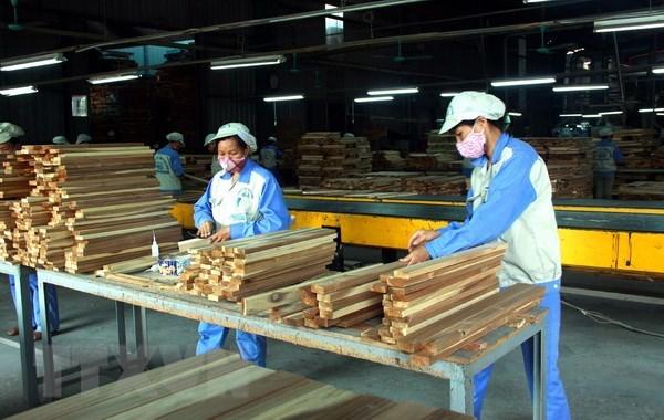 越南林产品出口额超过58亿美元 hinh anh 1