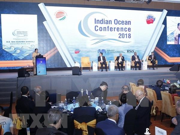 第三届印度洋研讨会拉开序幕 hinh anh 1