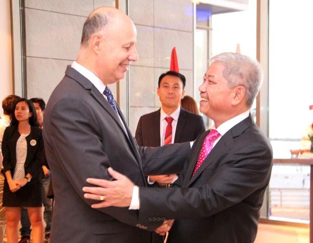 越南与以色列合作:巨大潜力有待挖掘 hinh anh 1