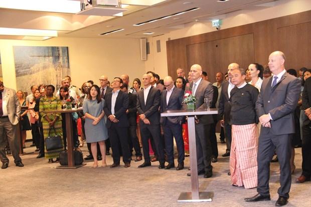 越南与以色列合作:巨大潜力有待挖掘 hinh anh 2