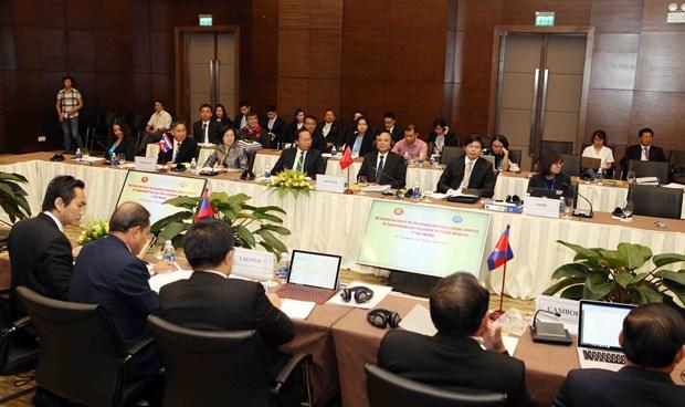 大湄公河次区域各国积极履行《东盟跨国界防制烟霾污染协定》 hinh anh 2
