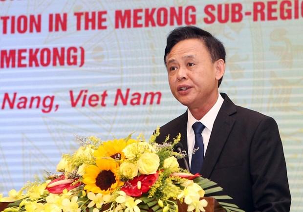 大湄公河次区域各国积极履行《东盟跨国界防制烟霾污染协定》 hinh anh 1