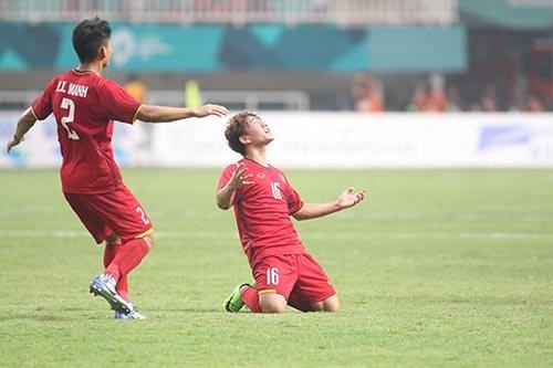 ASIAD 2018: 越南国奥队以1比3不敌韩国 hinh anh 2