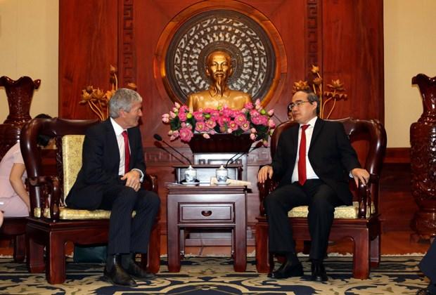 胡志明市与新西兰加强农业贸易合作与投资 hinh anh 1