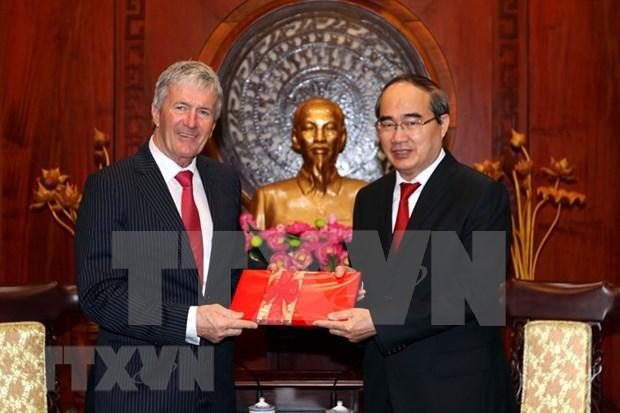 胡志明市与新西兰加强农业贸易合作与投资 hinh anh 2