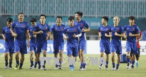 ASIAD 2018:韩国媒体对韩国国奥队与越南国奥队的半决赛之战作出评价 hinh anh 1