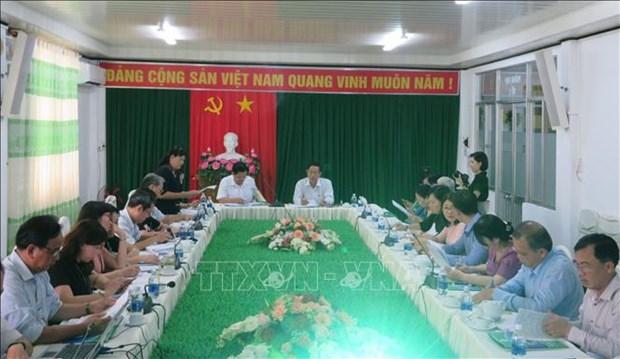 2020年芹苴市第三届国家才子弹唱艺术节将于2020年4月底举行 hinh anh 1