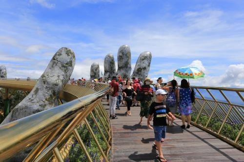 岘港市成为韩国人最受欢迎的旅游目的地 hinh anh 1
