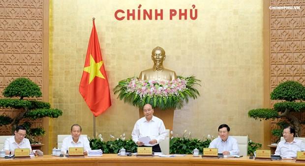 阮春福总理:继续提高领导干部责任担当 hinh anh 1