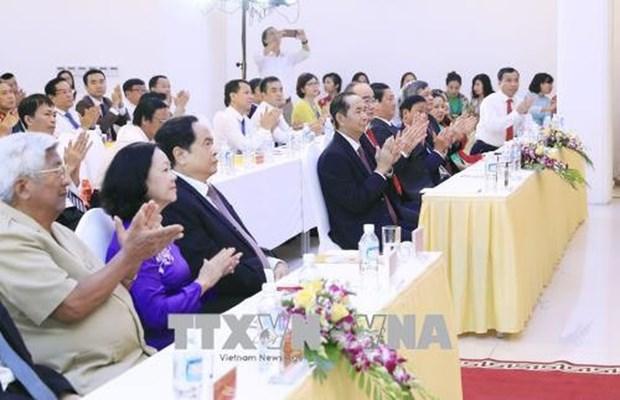 陈大光:科技发展与应用是越南基本国策 hinh anh 2