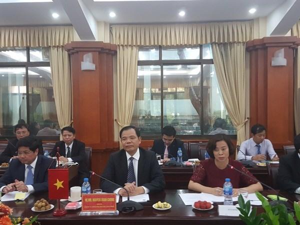 越南与新西兰加强农业合作 努力提升农产品价值 hinh anh 1