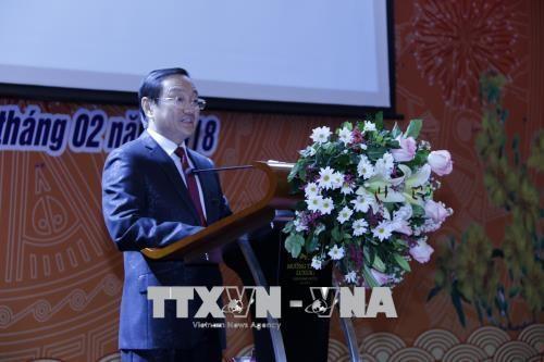 越南驻老挝大使:进一步维护越老特殊团结友谊关系 hinh anh 1