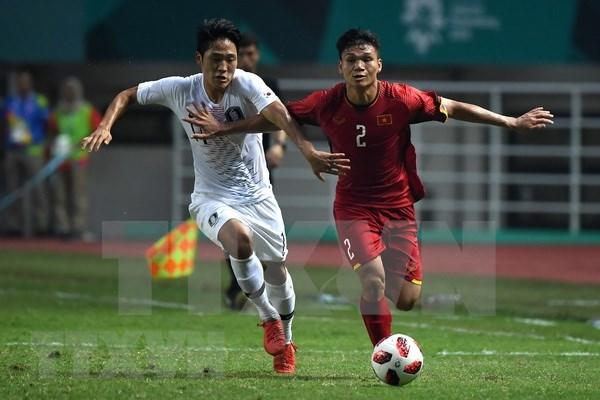 ASIAD 2018:国际媒体高度称赞越南国奥队顽强坚韧的战斗意志 hinh anh 1