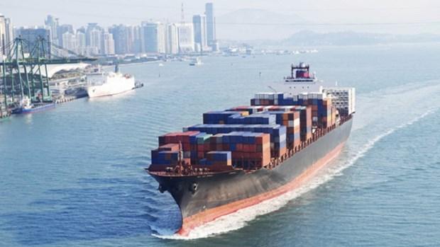 2018年前8月越南出口额增长14.5% 贸易顺差额28.5亿美元 hinh anh 1