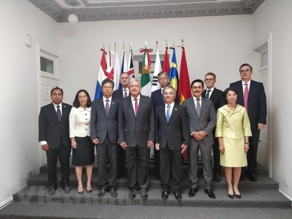 墨西哥当选总统希望与越南加强合作 hinh anh 2