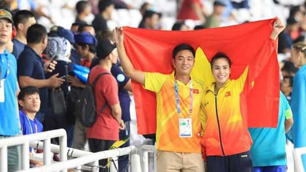 ASIAD 2018:第12比赛日田径摘得两枚铜牌 hinh anh 1