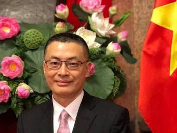 越南驻柬大使武光明:为越南企业加大对柬能源和基础设施建设投资力度创造便利 hinh anh 1