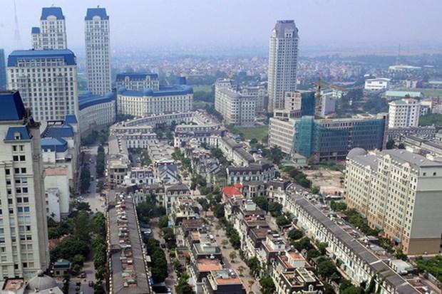 2018年前8月河内市吸引外资总额达62.6亿美元 hinh anh 1
